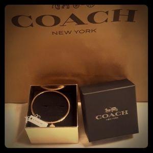 NWT Coach Bracelet